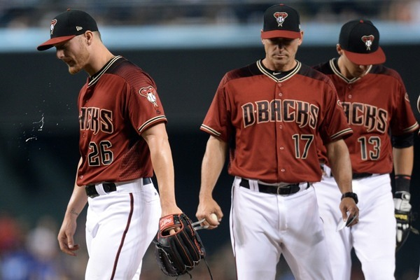Diamondbacks SP Shelby Miller has UCL Tear, Tommy John Surgery Possible