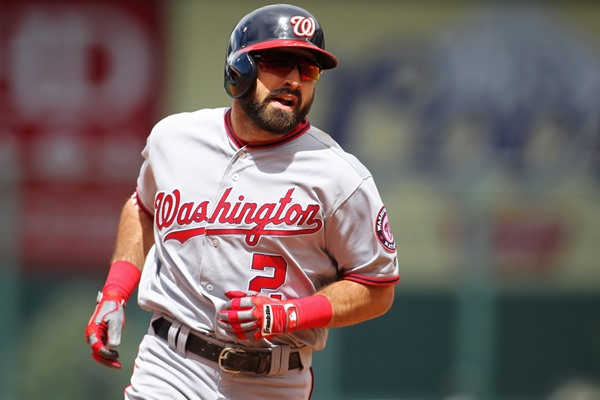 Injury Update: Nationals OF Adam Eaton Has Torn ACL, Out for the Season