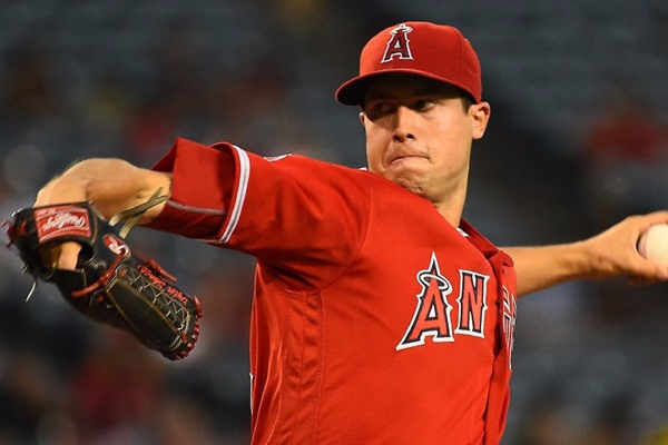 Injury Alert: Angels SP Tyler Skaggs Out 10-12 Weeks with Oblique Strain