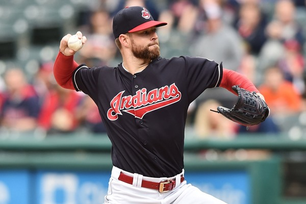 Cleveland Places SP Corey Kluber (Back) on Disabled List