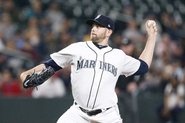 Seattle Mariners Place SP James Paxton (Forearm Strain) on DL