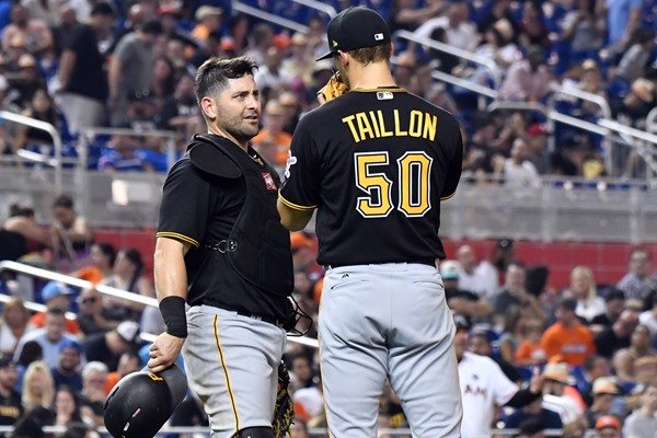 Pittsburgh Pirates Place SP Jameston Taillon on Disabled List