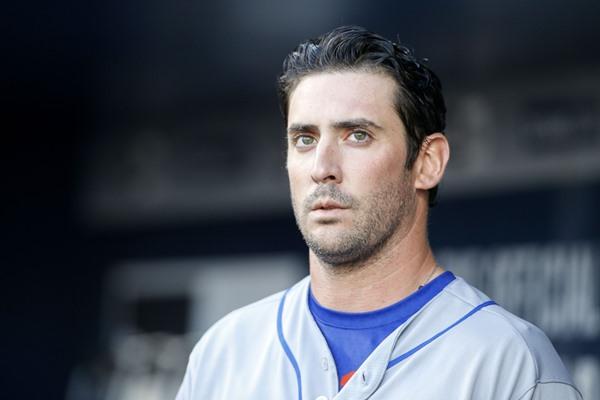 New York Mets Suspend SP Matt Harvey  for Three Days