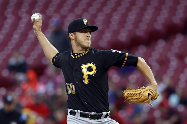Pirates SP Jameson Taillon treated for suspected testicular cancer