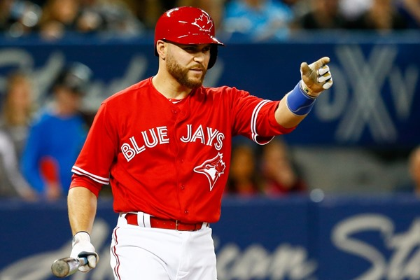 Blue Jays Place Russell Martin on Disabled List