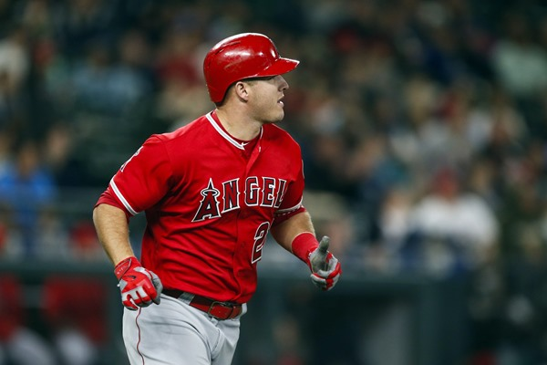 Injury Alert: Angels OF Mike Trout Remains OUT Wednesday