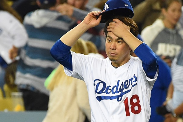 Injury Alert: Dodgers Place SP Kenta Maeda on DL