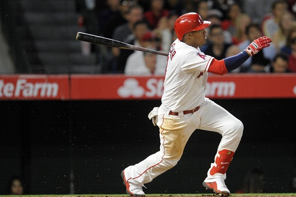 Angels 3B Yunel Escobar Out 2-4 Weeks with Hamstring Injury