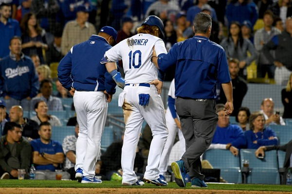 Dodgers Place 3B Justin Turner on Disabled List