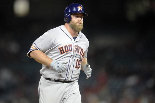 Injury Alert: Astros C Brian McCann Placed on Concussion DL
