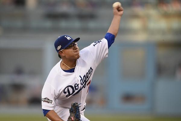 Fantasy Alert: Dodgers Demote SP Julio Urias