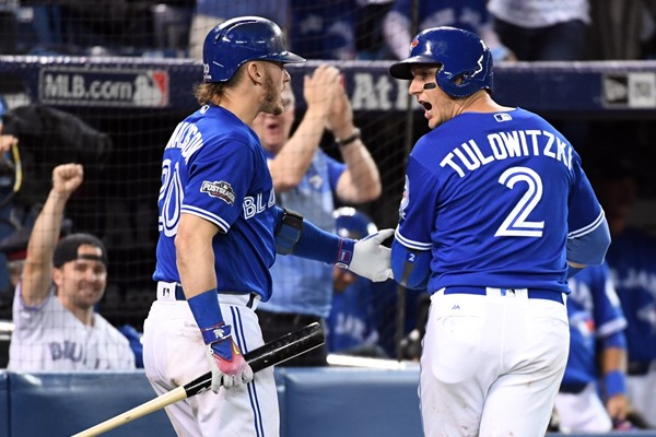 Blue Jays Activate 3B Josh Donaldson and SS Troy Tulowitzki off Disabled List