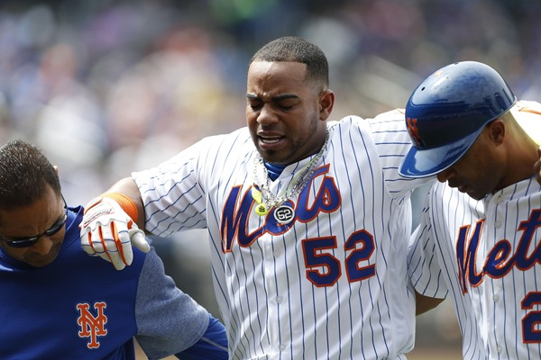 Mets OF Yoenis Cespedes to Begin Rehab Assignment Next Week