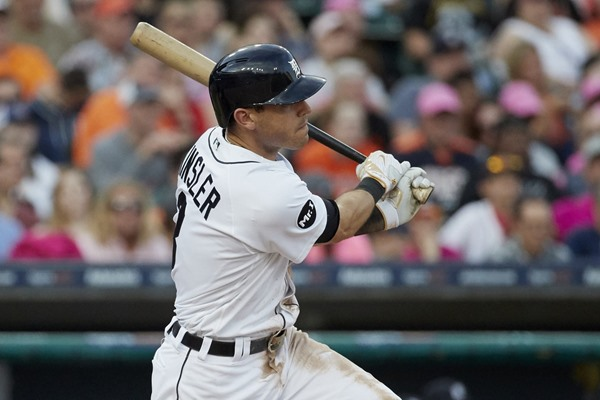 Injury Alert: Tigers Place 2B Ian Kinsler on 10-Day DL