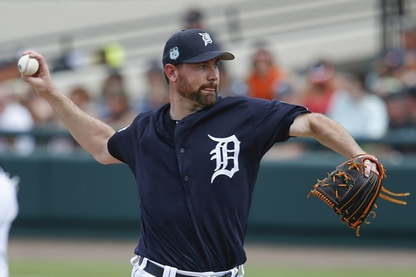 Tigers' SP Justin Verlander Pulled From Start with Groin Injury