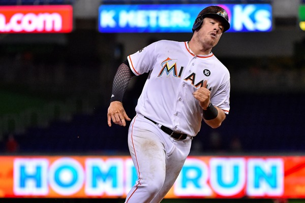Injury Update: Marlins Place 1B Justin Bour on 10-Day Disabled List