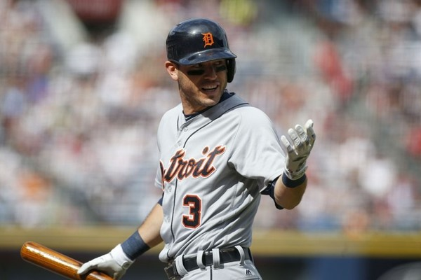Tigers Activate Ian Kinsler From Disabled List