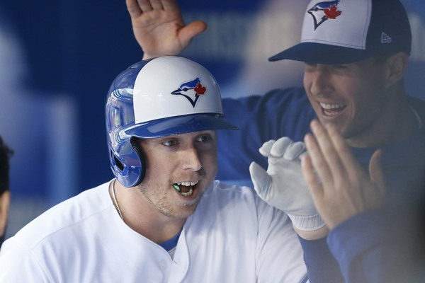 Smoak Becomes Fire: The Sudden Breakout of Justin Smoak