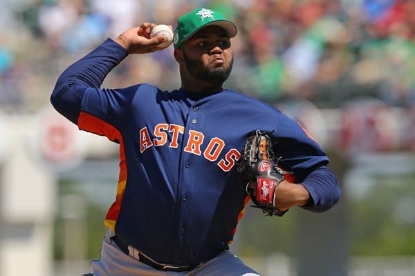 Rookie Fantasy Preview: Francis Martes, SP, Houston Astros