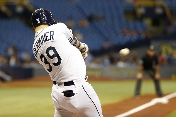 Rays CF Kevin Kiermaier to Miss Two-Plus Months with Fractured Hip