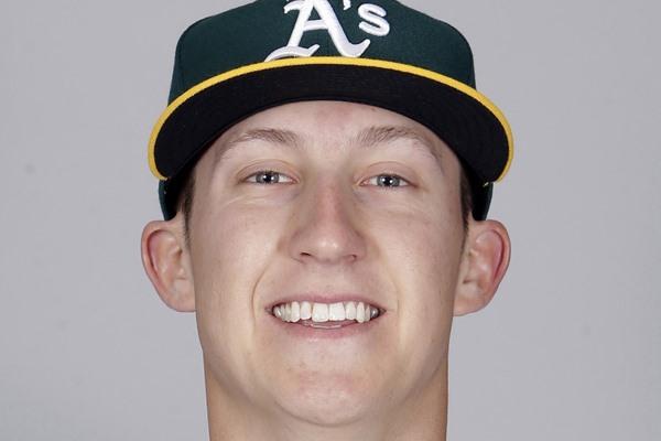A's Top Prospect Daniel Gossett to Make MLB Debut Wednesday