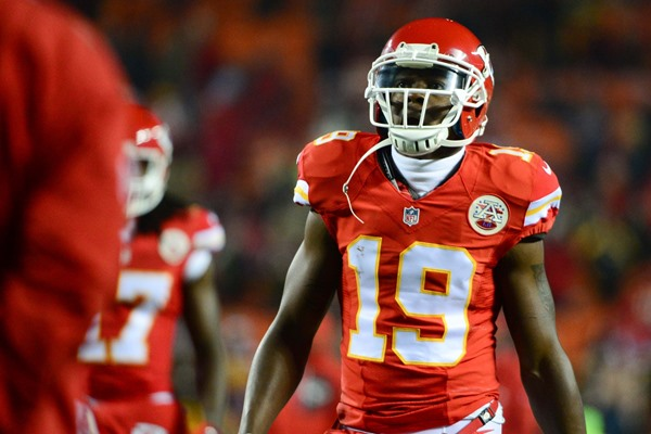 Fantasy Alert: Jeremy Maclin Signs with Baltimore Ravens