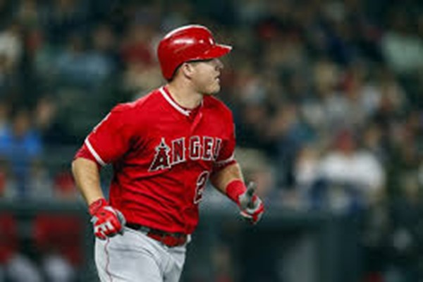 Angels OF Mike Trout Expects to Return by All-Star Break