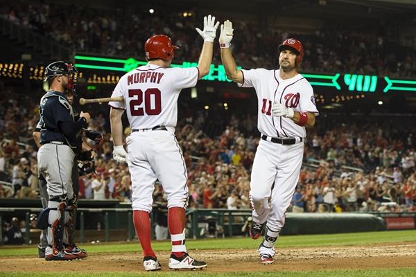 Nationals 1B Ryan Zimmerman Homers Twice in Return to Lineup