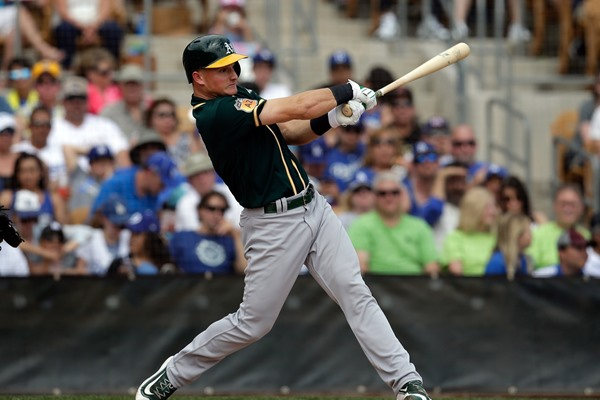 A's Call Up Top Prospect Matt Chapman