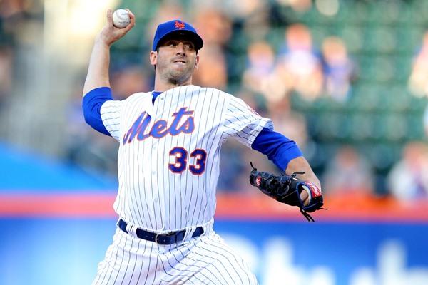 Mets SP Matt Harvey Placed on Disabled List