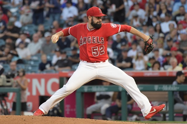 Angels SP Matt Shoemaker Placed on Disabled List