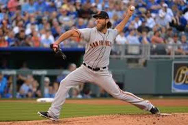Giants SP Madison Bumgarner Returns to Hill in Minors
