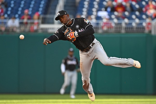 Miami Marlins SS Adeiny Hechavarria Traded to Tampa Bay Rays