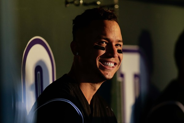 Rockies OF Carlos Gonzalez Placed on Disabled List