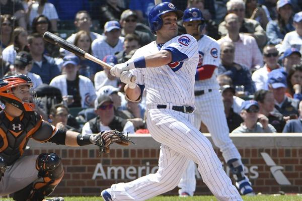 Fantasy Slant: Cubs DFA Catcher Miguel Montero