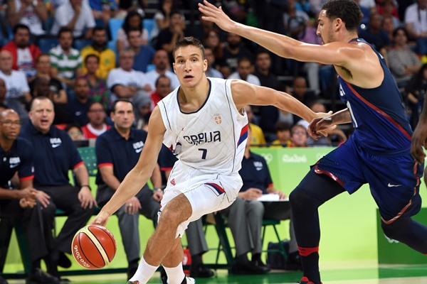 Fantasy Slant: Kings Sign 2014 First-Round Pick Bogdan Bogdanovic to Three-Year Contract