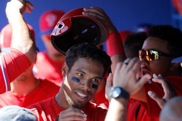 Fantasy Slant: Phillies Promote OF Prospect Nick Williams