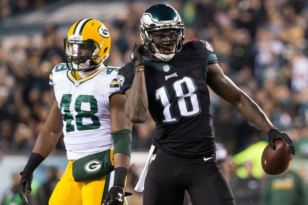 Fantasy Slant: Eagles Waive WR Dorial Green-Beckham