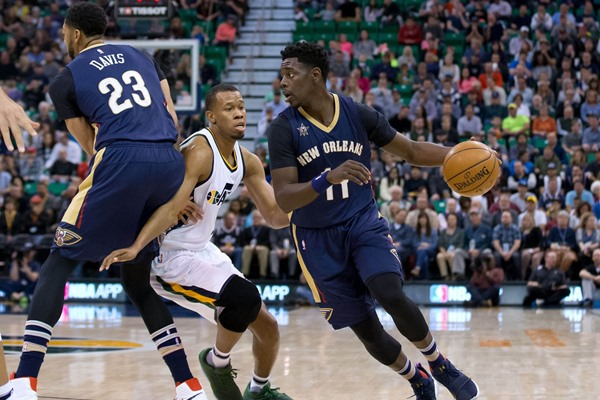 Fantasy Slant: Pelicans Re-sign G Jrue Holiday