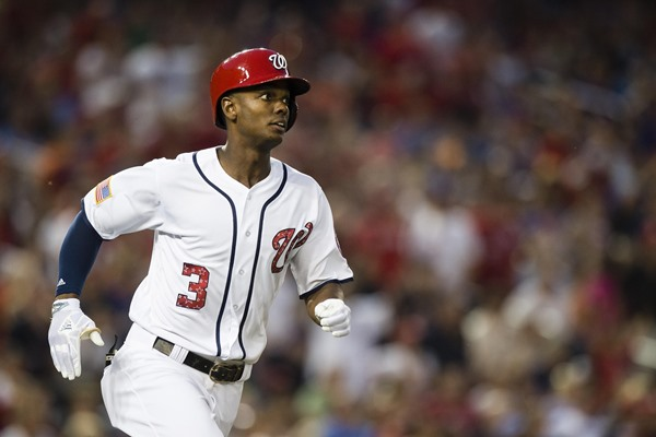 Fantasy Examination: The Unexpected Breakout of Nationals CF Michael Taylor