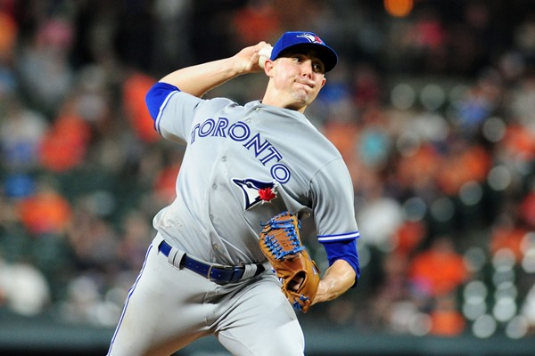 Blue Jays SP Aaron Sanchez Activated off Disabled List