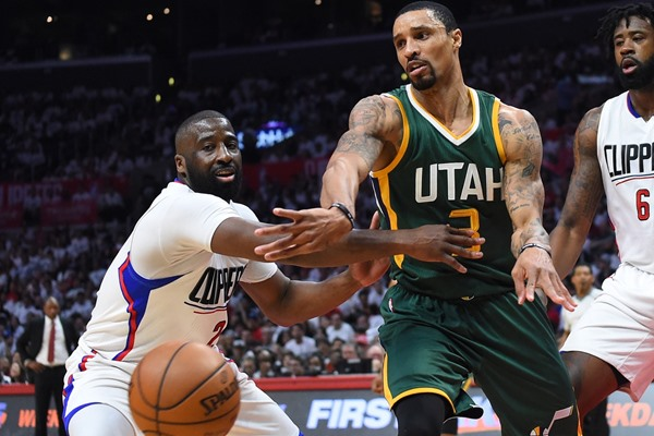 Fantasy Slant: Kings Sign G George Hill