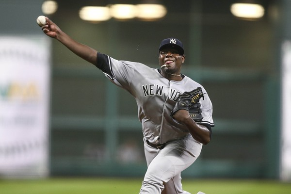 Yankees SP Michael Pineda Diagnosed wit Torn UCL, Tommy John Surgery Recommended