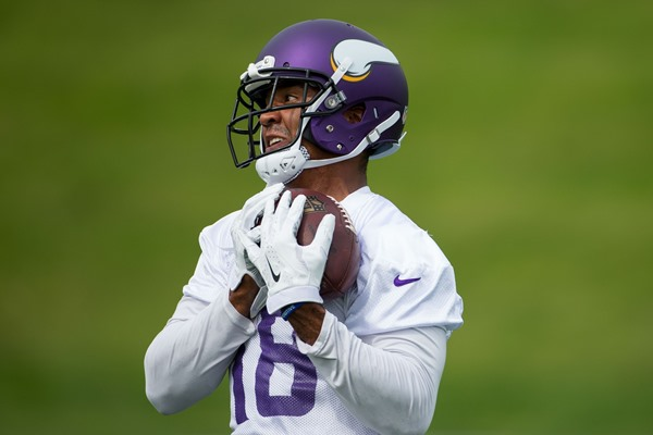 Vikings WR Michael Floyd Suspended for Four Games
