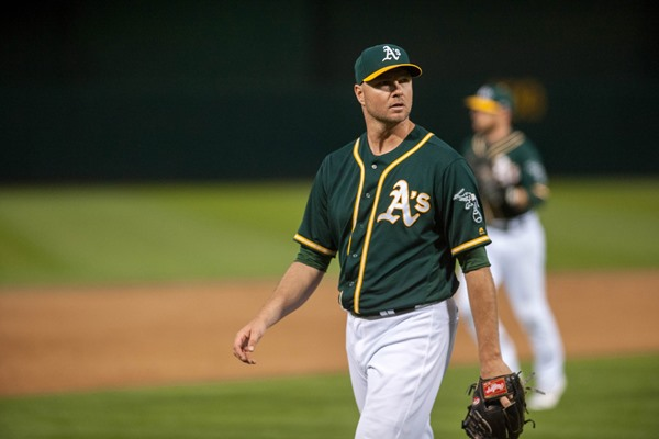 RP Ryan Madison, Sean Doolittle Traded to Washington Nationals