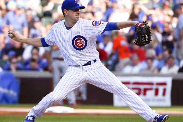 Cubs Activate SP Kyle Hendricks from DL