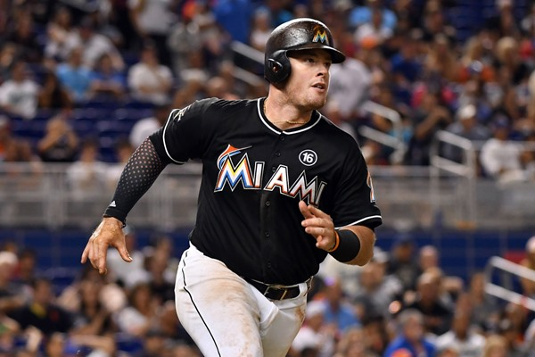 Injury Alert: Marlins Place 1B Justin Bour on DL