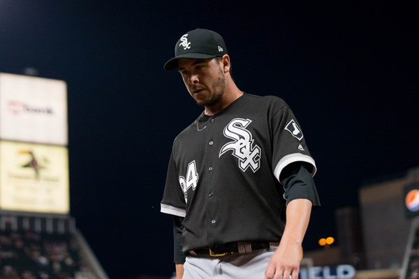 White Sox RP Anthony Swarzak Traded to Milwaukee Brewers