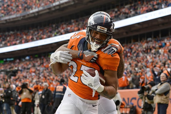 Fantasy Slant: Broncos' RB Devontae Booker Expected to Miss 6-8 Weeks