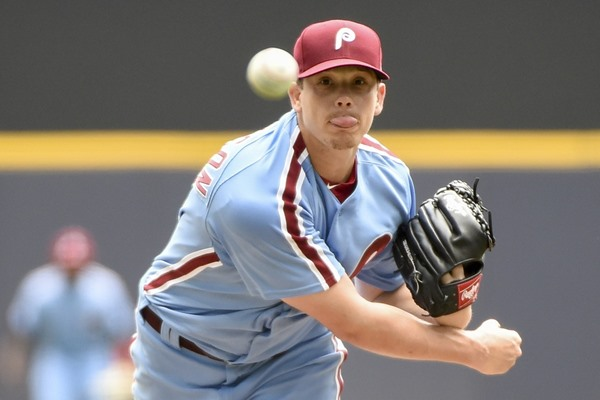 Phillies SP Jeremy Hellickson Traded to Baltimore Orioles